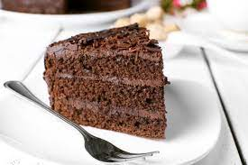 Chocolate Mud Slice